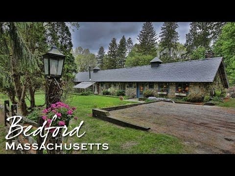 Video of 278B Old Billerica Road   Bedford, Massachusetts real estate & homes