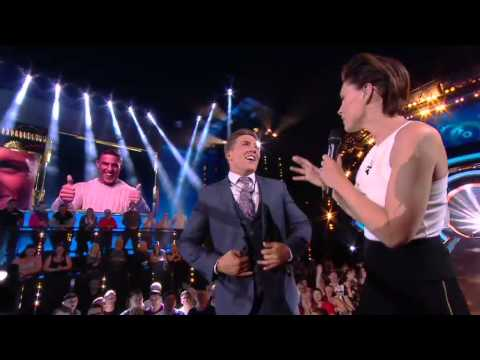 Day 32: Marc recieves some shocking news from Emma Willis