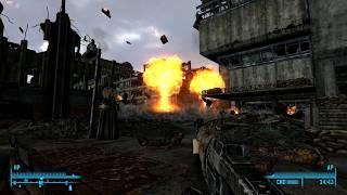Fallout 3: GNR Plaza