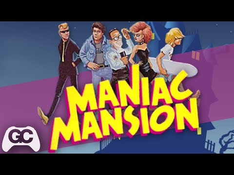Chris Grigg - Maniac Mansion Better Off Ed Than Dead