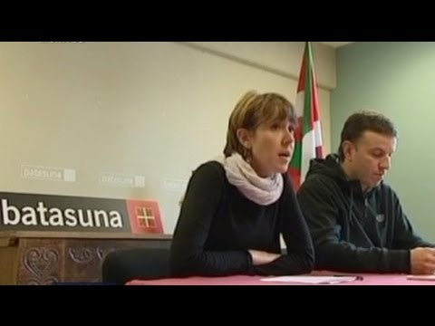 Basque nationalists Batasuna dissolves French party