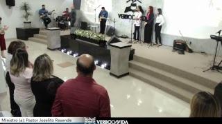 Ministro Pr. Joselito Rezende - 12 Chaves para uma vida Plena