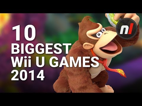 The 10 Biggest Wii U Games of 2014