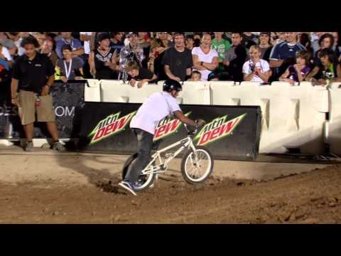 Dew Tour - Alli RideShop BMX Dirt Big Air Highlights - Kyle Baldock, Jaie Toohey, Brett Banasiewicz