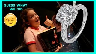 WE FOUND A DIAMOND RING ... GUESS WHAT WE DID #371