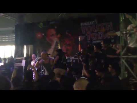 can't close my eyes - Youth of Today live in Jakarta 7 July 2013