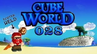 LPT CubeWorld #028 - Orientierung in der Wildnis [720p] [deutsch]