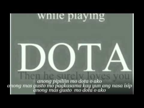 DOTA O AKO with rap lyrics Music Videos