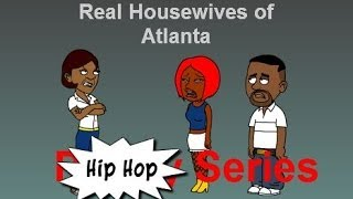 Real Housewives of Atlanta Poetry Series: Mama Gon' Knock You Out (A Rap Parody)