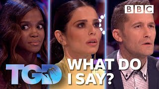 Shocked face lols! 😂 Captains SHADE crowd fave Wei 👀 😨 👎 - The Greatest Dancer | Auditions