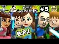 FGTEEV Super Smash Bros Wii U Family Mii Battle! Skylander Dad is O.P.! Part 5