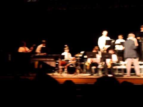 Neshaminy Maple Point Middle School Jazz Band,  Aftershock