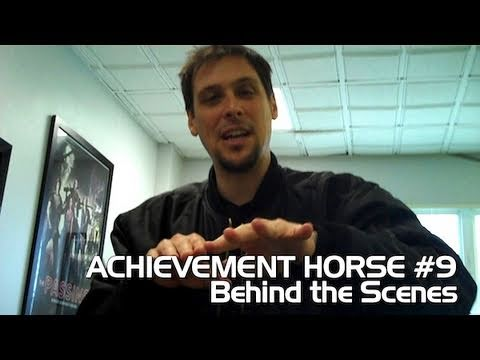 Halo: Reach - Behind the Scenes of Achievement HORSE #9