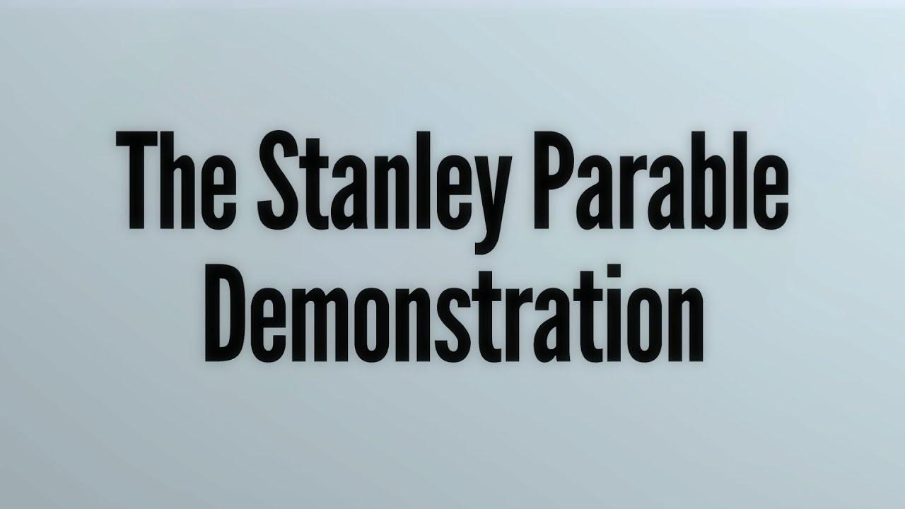 Stanley Parable Demo 8 Stanley Parable Demo