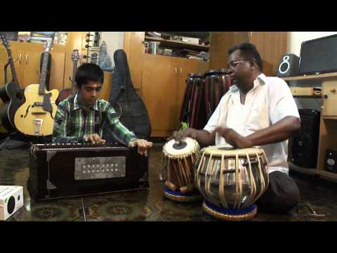 Saare Jahan Se Acha In Harmonium By R.s.a.sudarshan,nanganallur Music School Srisainatyalayam, video