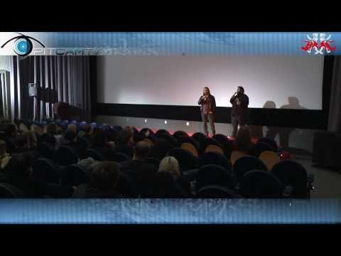 Lemmy of MOTÖRHEAD - The Movie Premiere feat. Doro Pesch at Cinema Babylon-Berlin   PitCam.TV