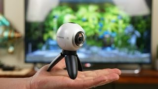 Samsung Gear 360 4k Spherical Camera Review