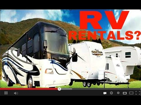 RV Motorhome Trailer Rentals Houston TX | HoustonRVCenter