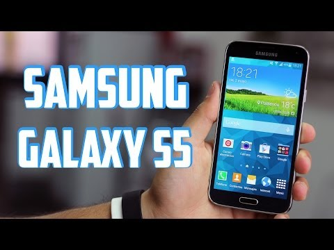 Samsung Galaxy S5, Review en español
