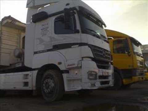 Yolların kral kamyonları