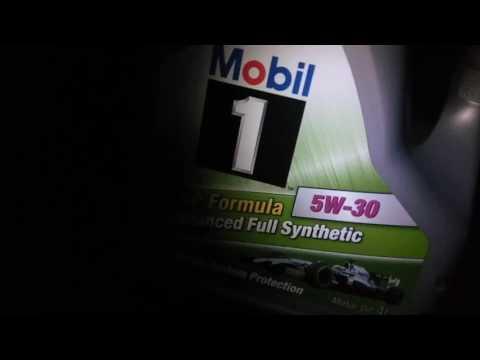 Определение оригинальности масла Mobil1 ESP Formula 5W-30