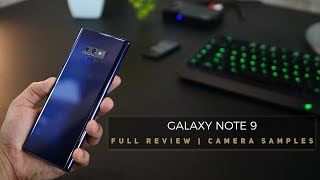 Samsung Galaxy Note 9 - Full Review, Specs and Camera Samples