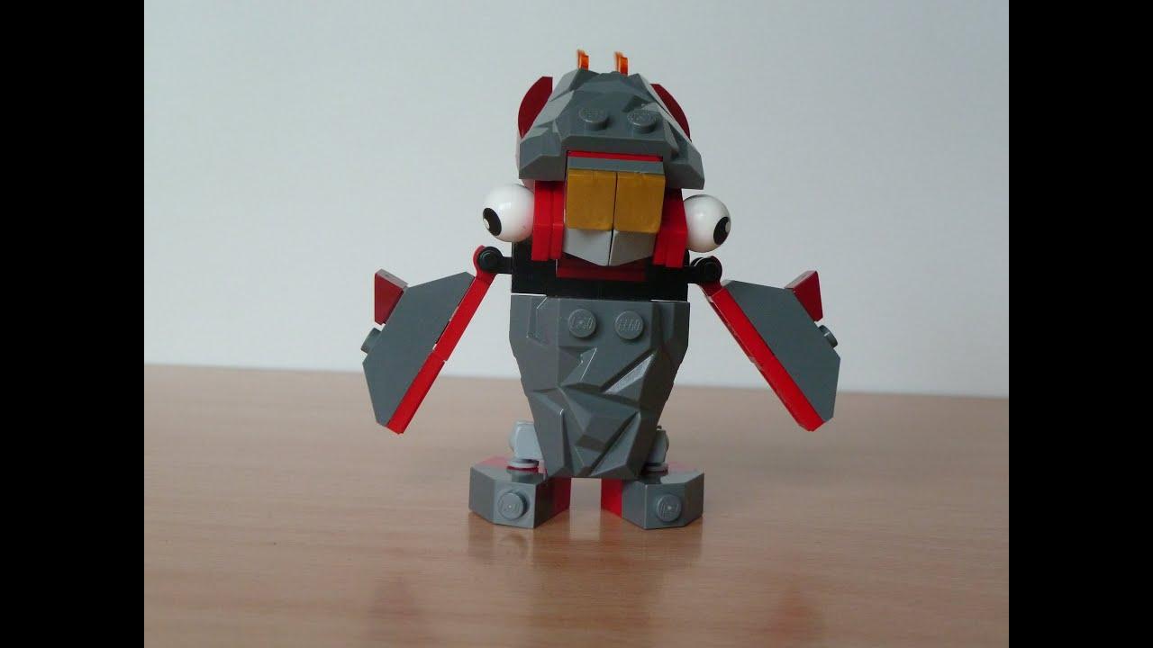 Mixels Flain Lego Mixels Flain And Shuff