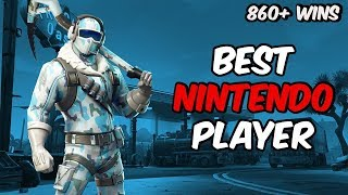 Fortnite Best Nintendo Switch Player 870+ Wins! (Scrim 1v1 Games) NEW MEMBER EMOJIS