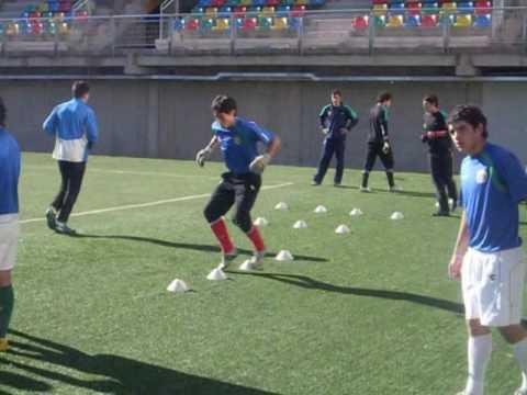 Video Preparación Fisica en el Futbol