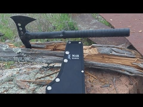 Testing: M48 Tactical Tomahawk [HD]