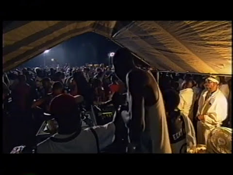 PASSA PASSA in Jamaica feat. ACTIVE DANCERS: an NHK documentary (2004)