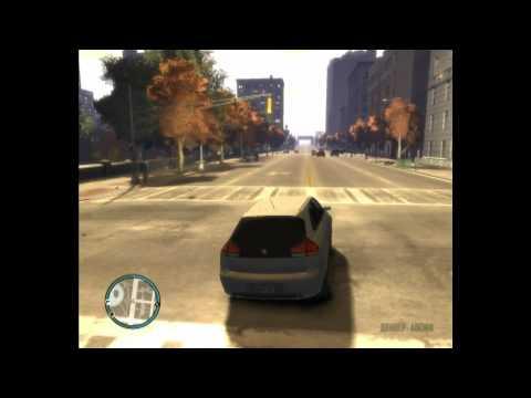 Аварии в GTA 4