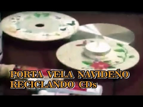 RECICLANDO CDS PORTAVELAS 10
