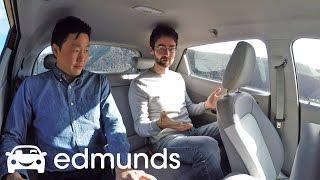 2017 Chevrolet Bolt: Backseat Space | First Impression | Edmunds