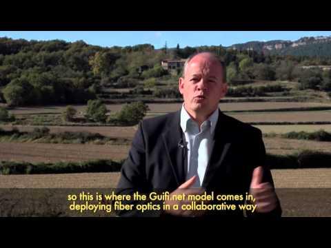 European Broadband Awards - Guifi.Net Foundation