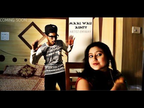 Emiway-maal Wali Aunty (promo) video