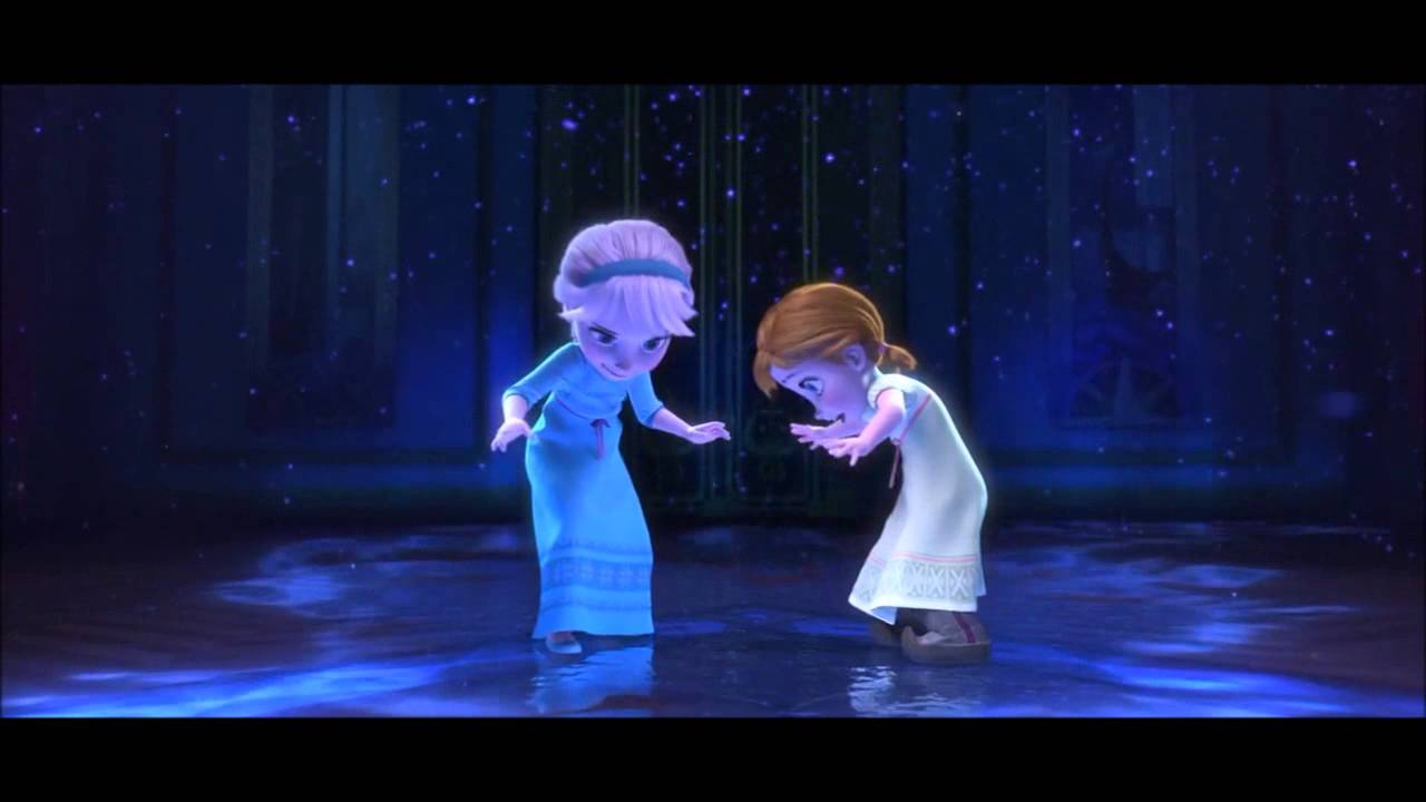 frozen 2013 elsa and anna french youtube