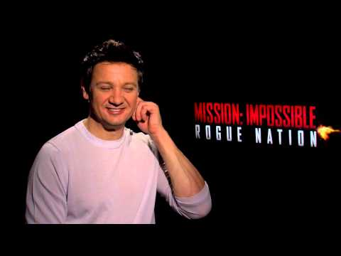Mission Impossible ROGUE NATION Interview: Jeremy Renner