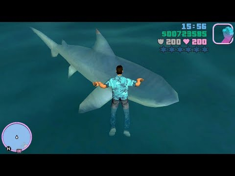 GTA Vice City Easter Eggs and Secrets