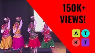 Spectacular Harvyanvi Folk Dance by Maitreyi College Students | Mecca 2016