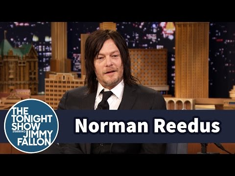 Annie Leibovitz Accidentally Made Norman Reedus a Model