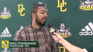 Nidun Chandrakumar commits to Durham College men's basketball program