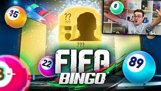 FIFA BINGO!!! MY PACK LUCK IS CRAZY!!!! Fifa 19 Pack Opening Challenge