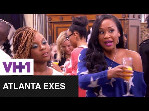 Atlanta Exes | Episode 2: Traci Steele Lashes Out At Tameka | VH1