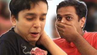 Men Try A Typical Beauty Parlour Routine