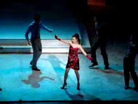 Ariel Lin Dancing Nobody