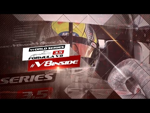 World Series - Formula V8 3.5 Race 2- Silverstone 2017