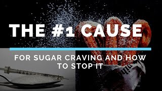 Sugar Craving and Leptin Resistance: How to Stop Obesity