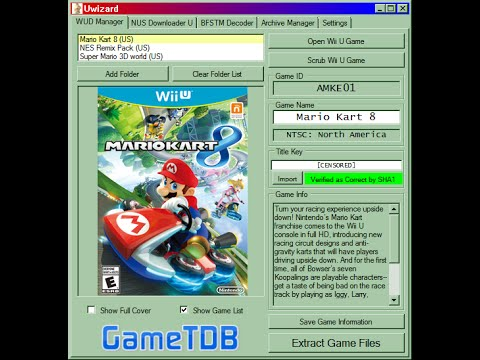 Built-In Software - Wii U from Nintendo - System Software