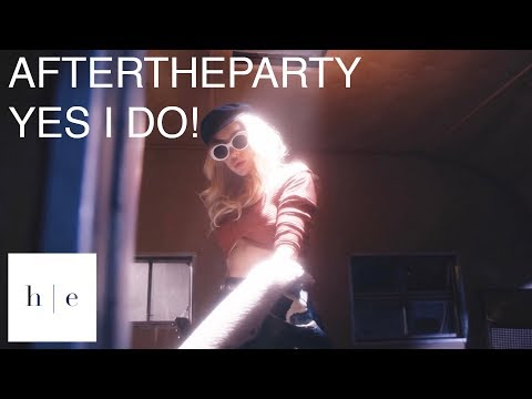 aftertheparty - yes i do!